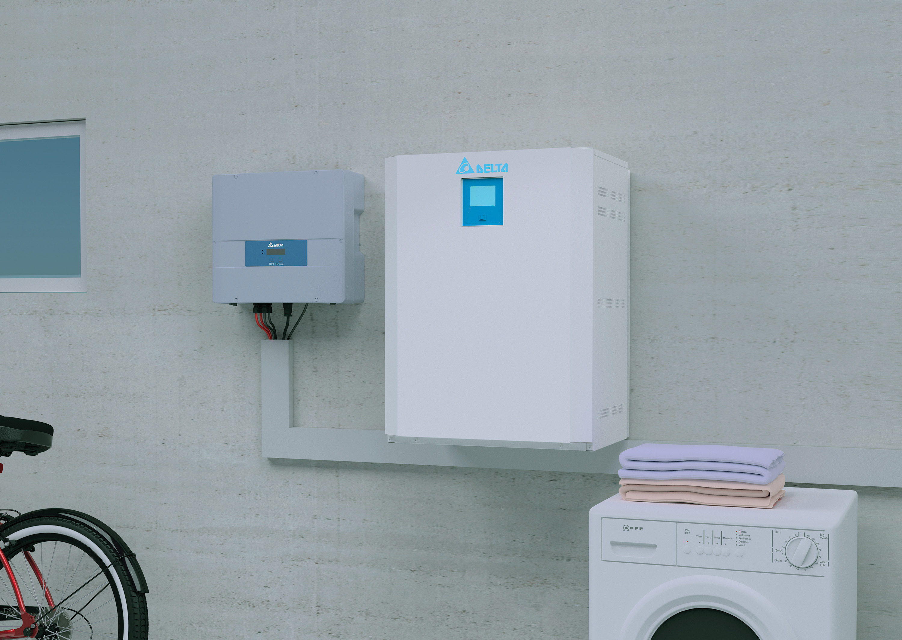 delta to highlight new innovative energy storage solutions and