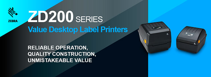 Zebra ZD200 - Desktop Etikettendrucker, PULSA GmbH ...