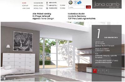 m bel zum wohlf hlen bei jana sicher einkaufen trusted shops gmbh pressemitteilung. Black Bedroom Furniture Sets. Home Design Ideas