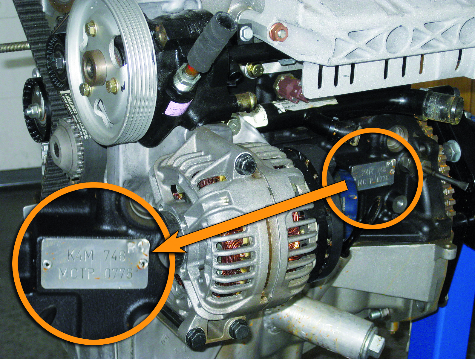 Contitech Installation Tips Changing Timing Belts Automotive Antriebssysteme Gmbh Press Release
