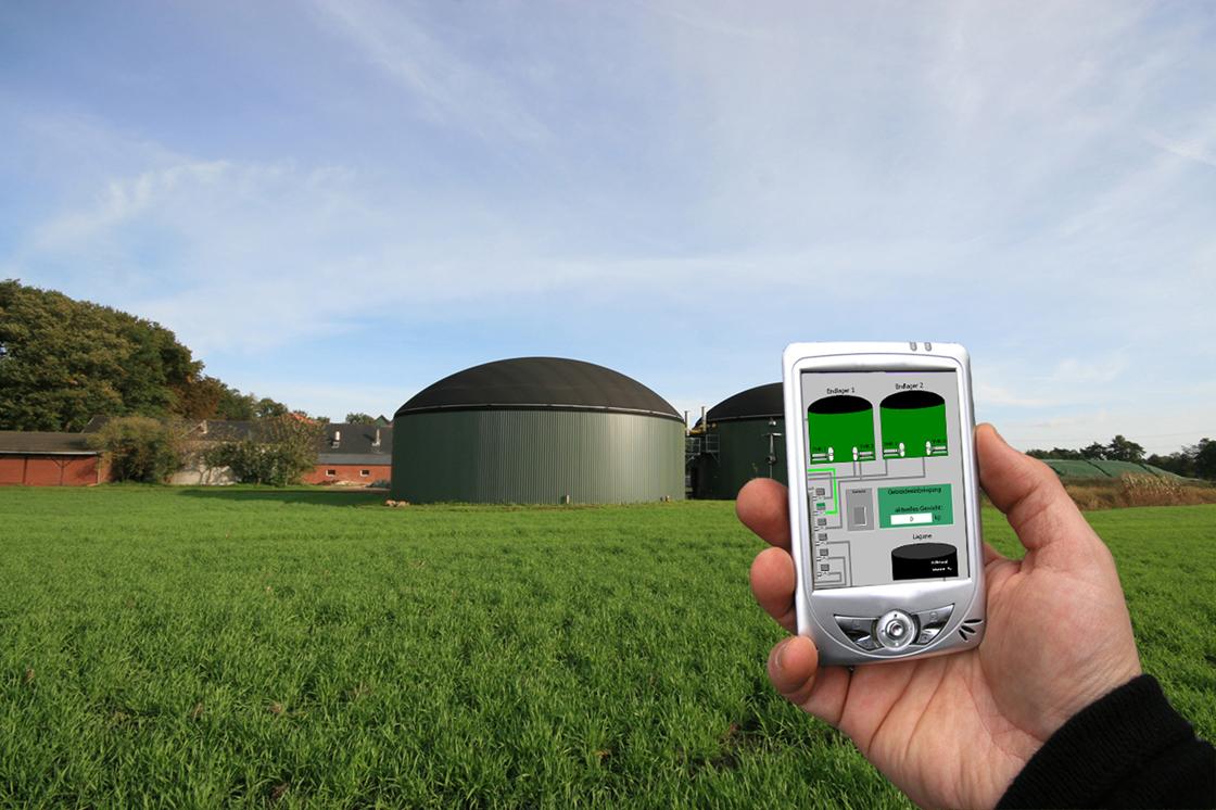biogasanlagensteuerung im westentaschenformat planet biogastechnik gmbh pressemitteilung. Black Bedroom Furniture Sets. Home Design Ideas