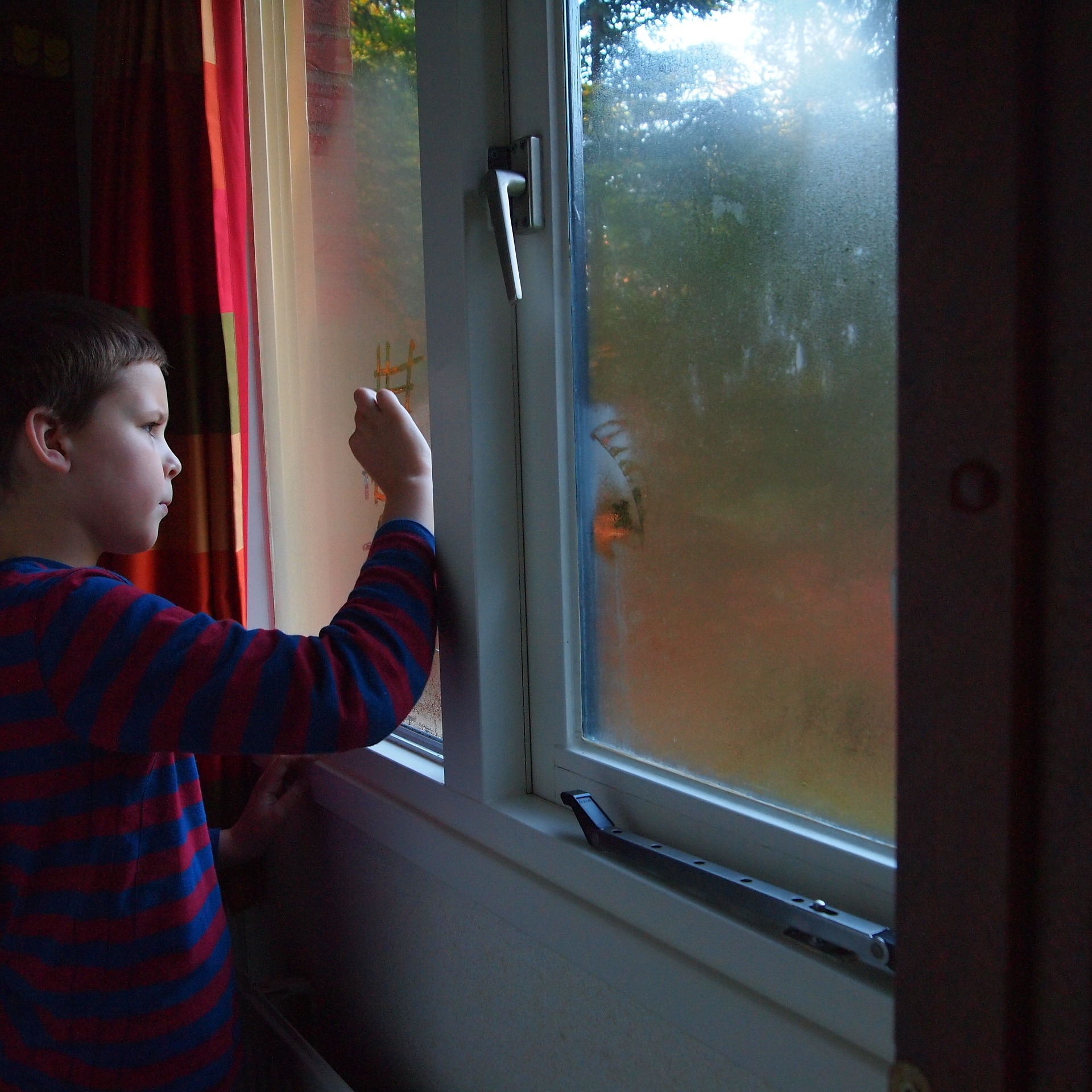 Nasse Fenster im Winter, WERU GmbH, Pressemitteilung - PresseBox