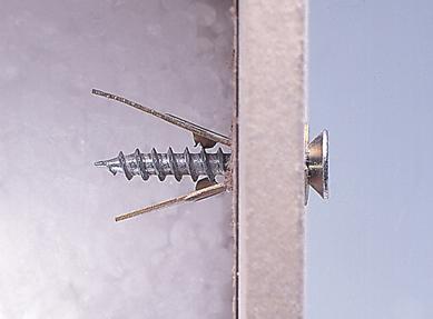 Großartig Einschlagdübel für die Gipskartonplatte - Walraven GmbH  PF08