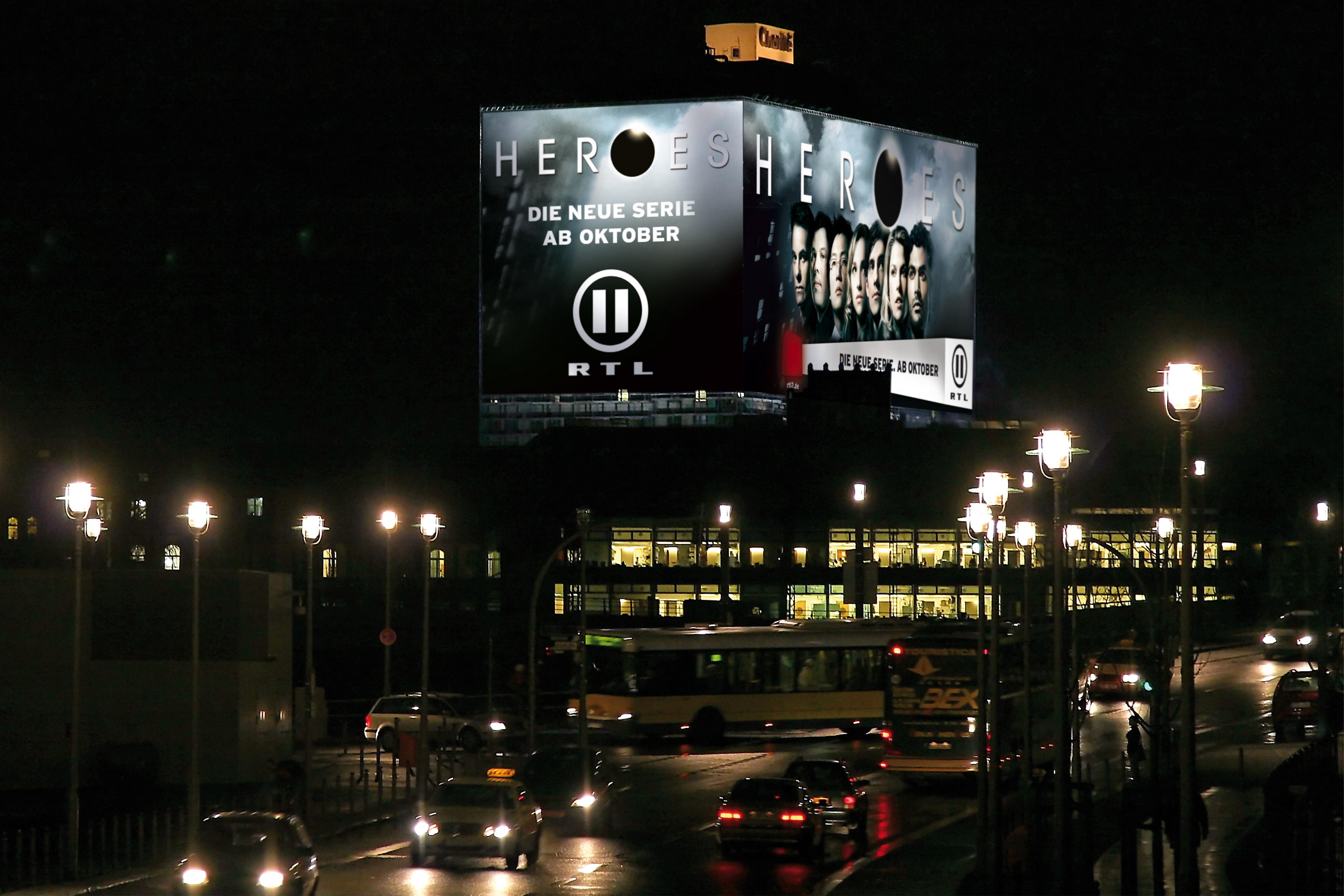 Heroes Rtl2