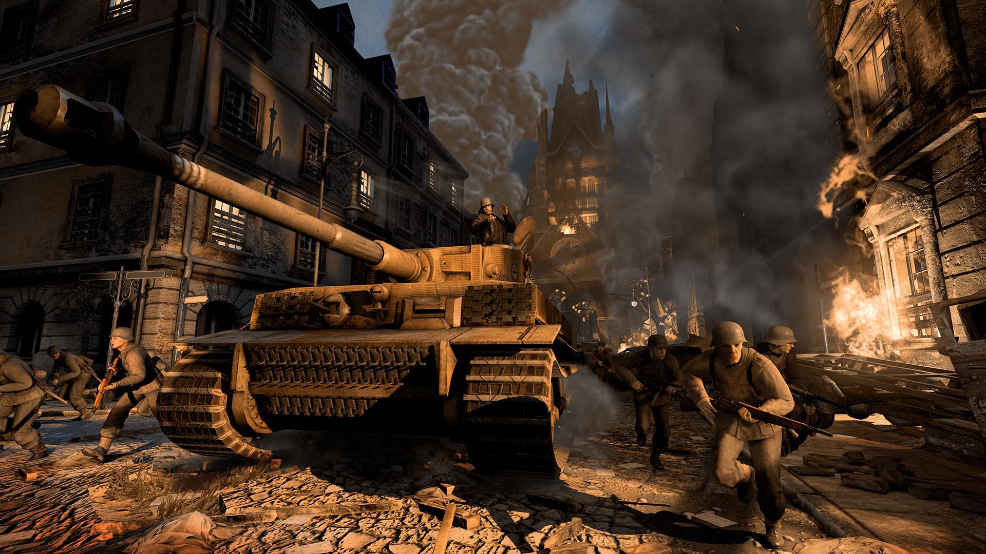 Sniper Elite V2 Endlich Kommt Teil 2 Des Taktik Shooters In Den