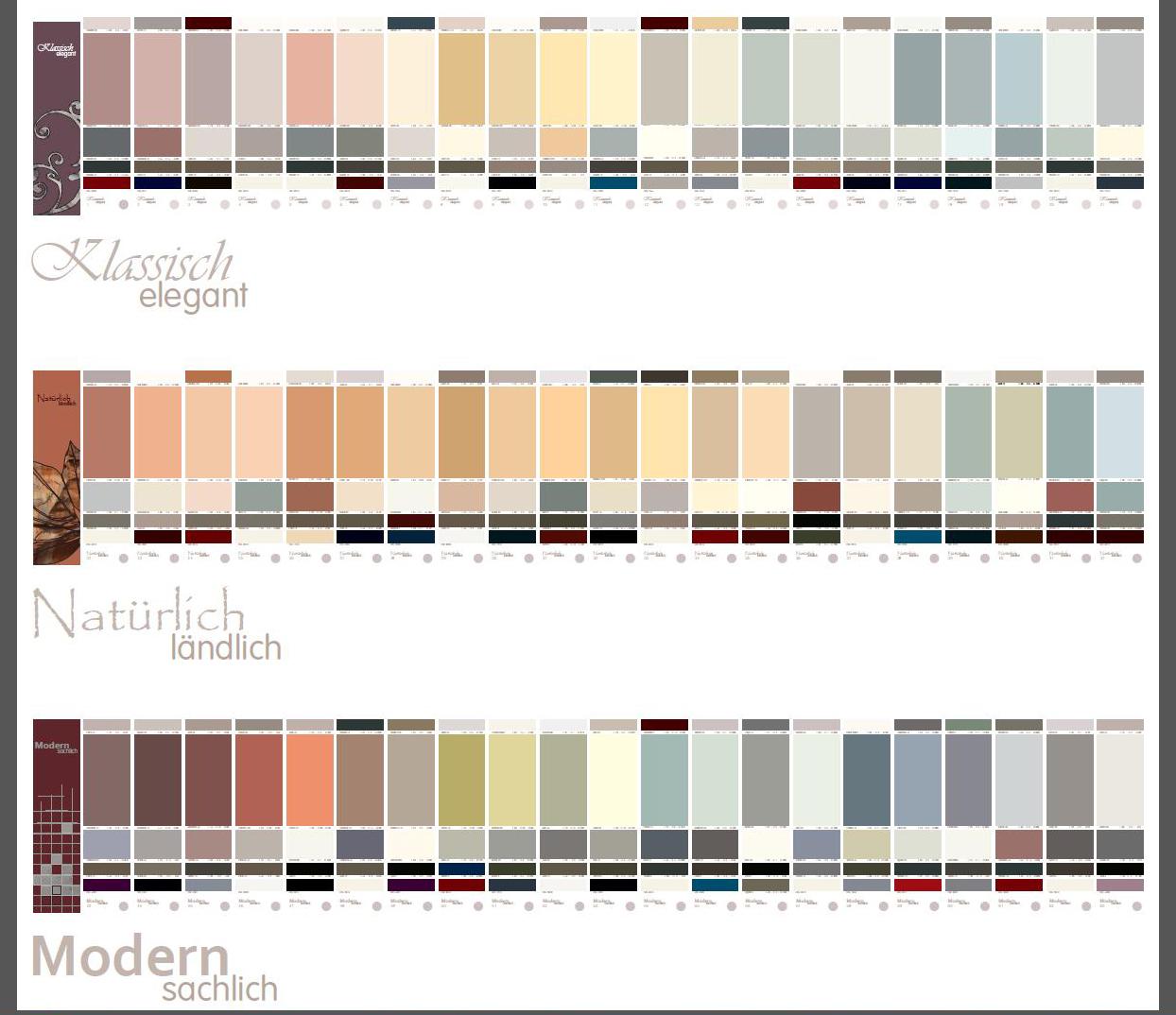 Farbharmonien Für Fassaden, Caparol Farben Lacke