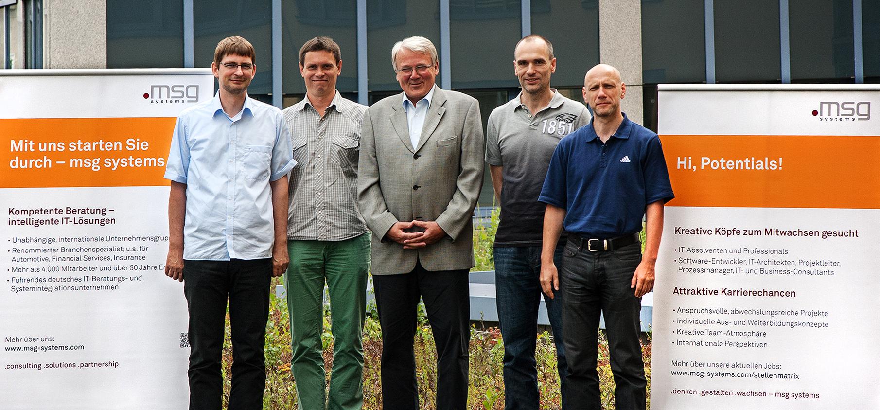 Seit 15 Jahren erfolgreich in Chemnitz, msg ...
