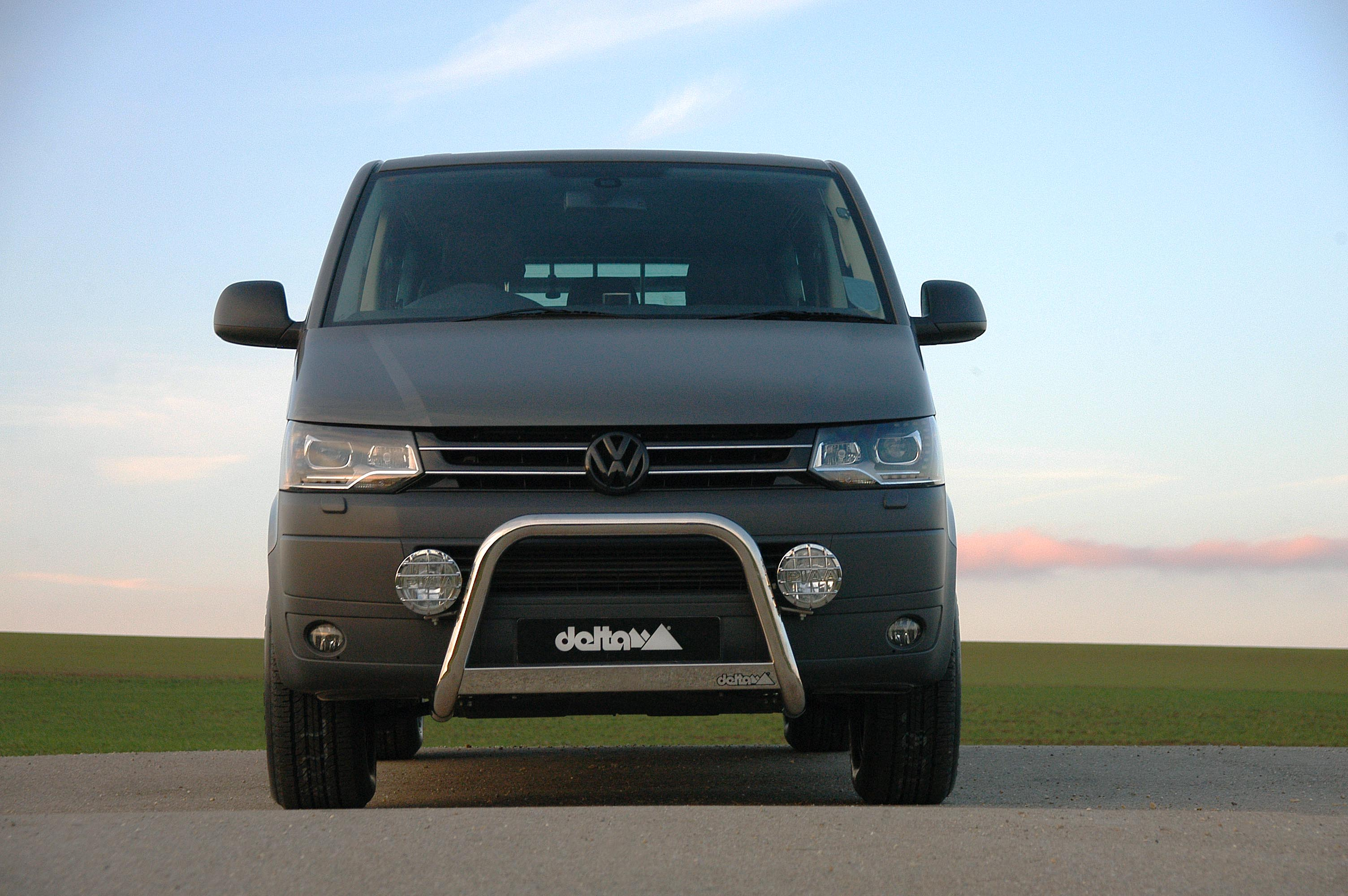 vw transporter off road conversion