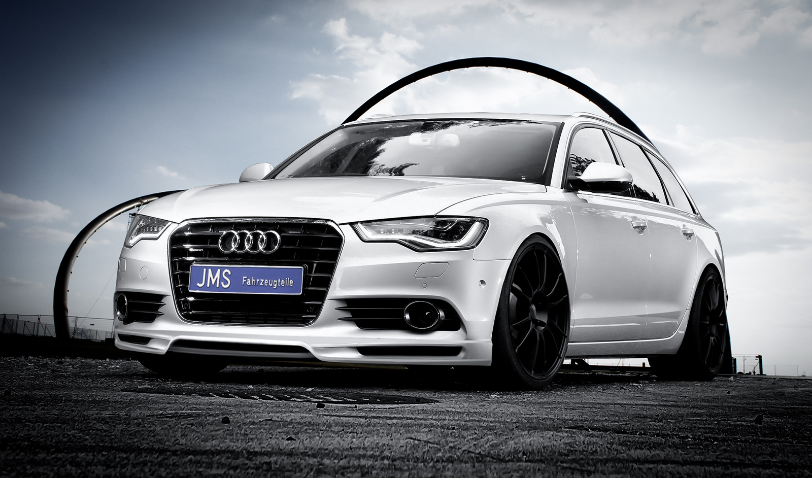 Audi A6 4g Tuning Styling From Jms Jms Fahrzeugteile Gmbh Press Release Pressebox