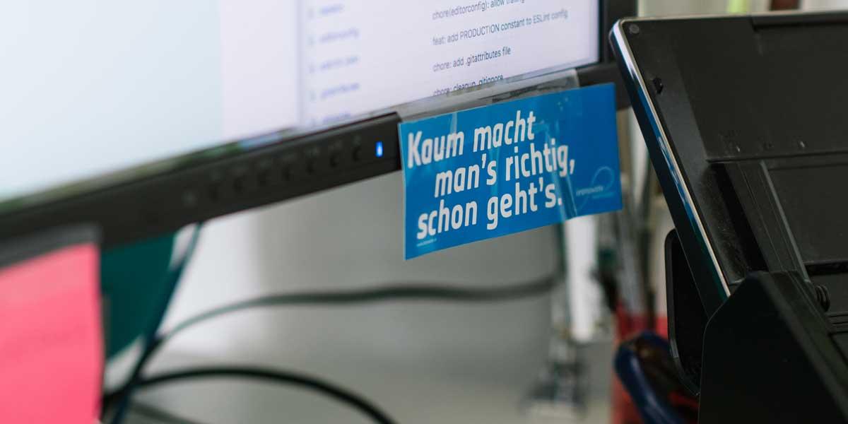 Fast ein Jahr Remote Office  Micromata zieht...