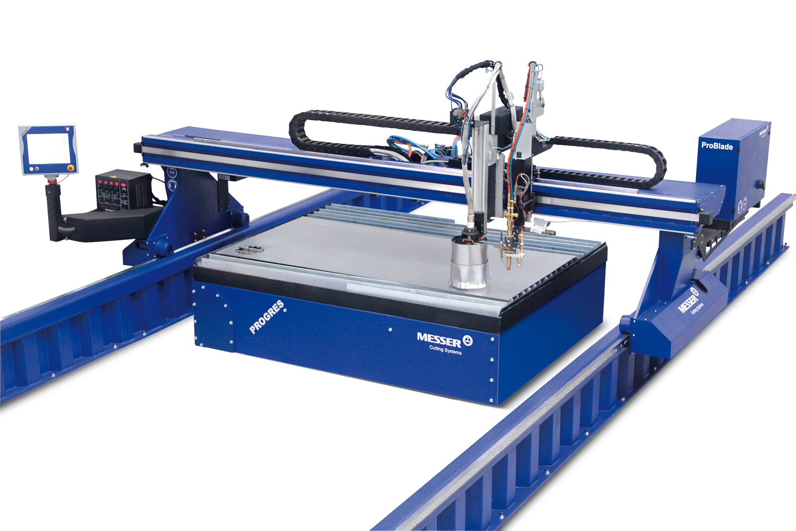 Messer Cutting Systems Launches Its First Global Machine