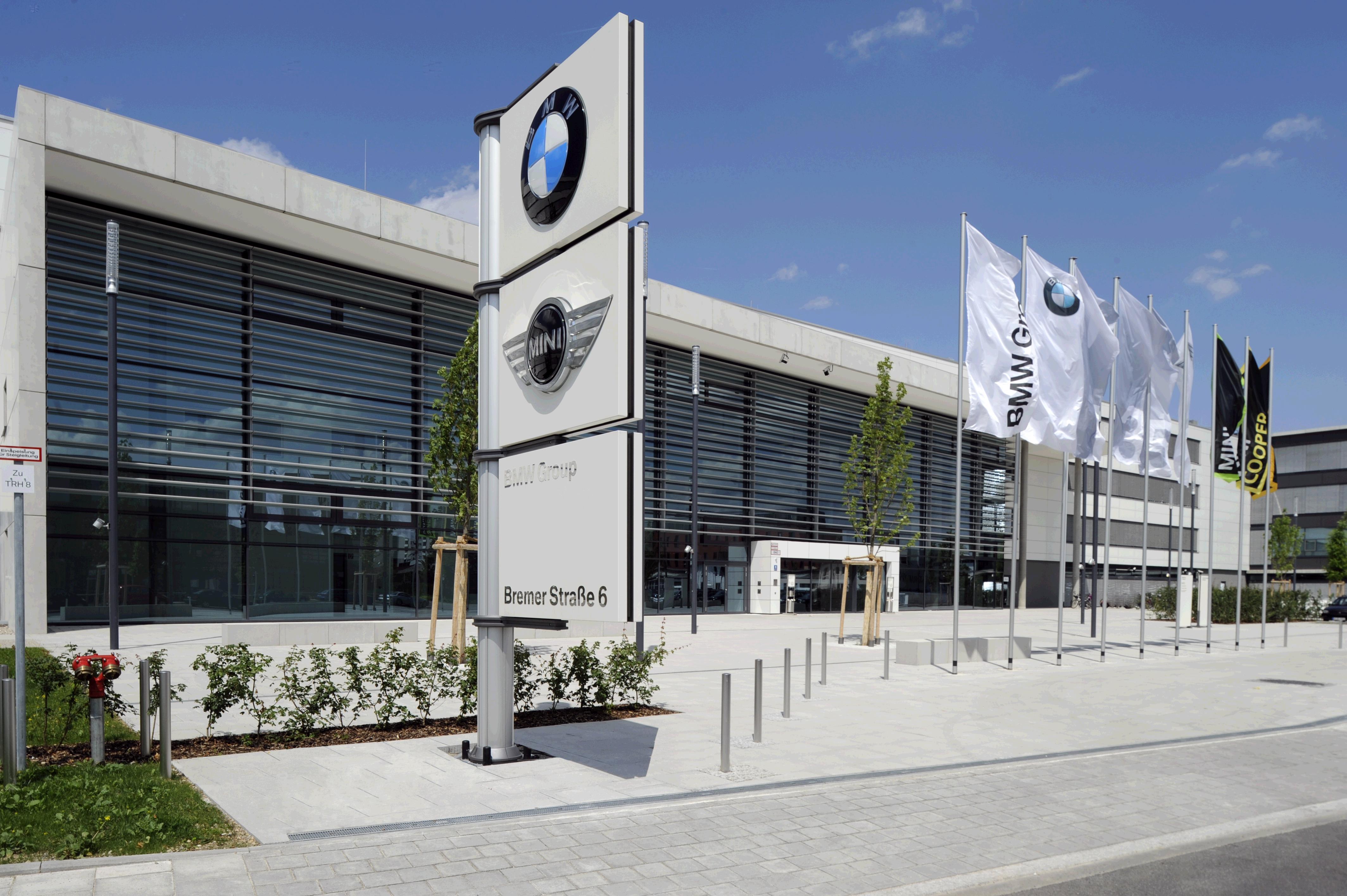 Neues It Zentrum Der Bmw Group Offiziell Er 246 Ffnet Bmw Ag