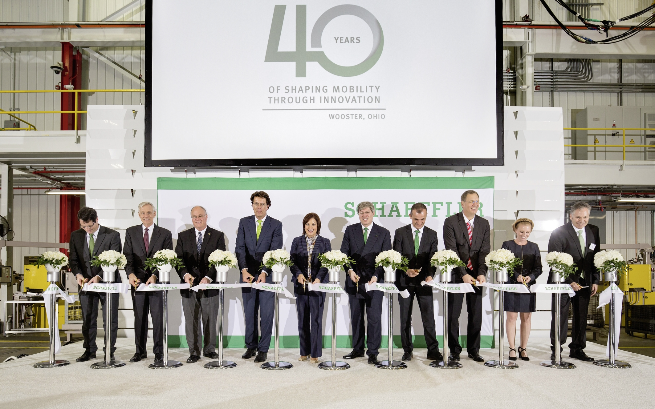 Schaeffler strengthens its Wooster location in the USA ...