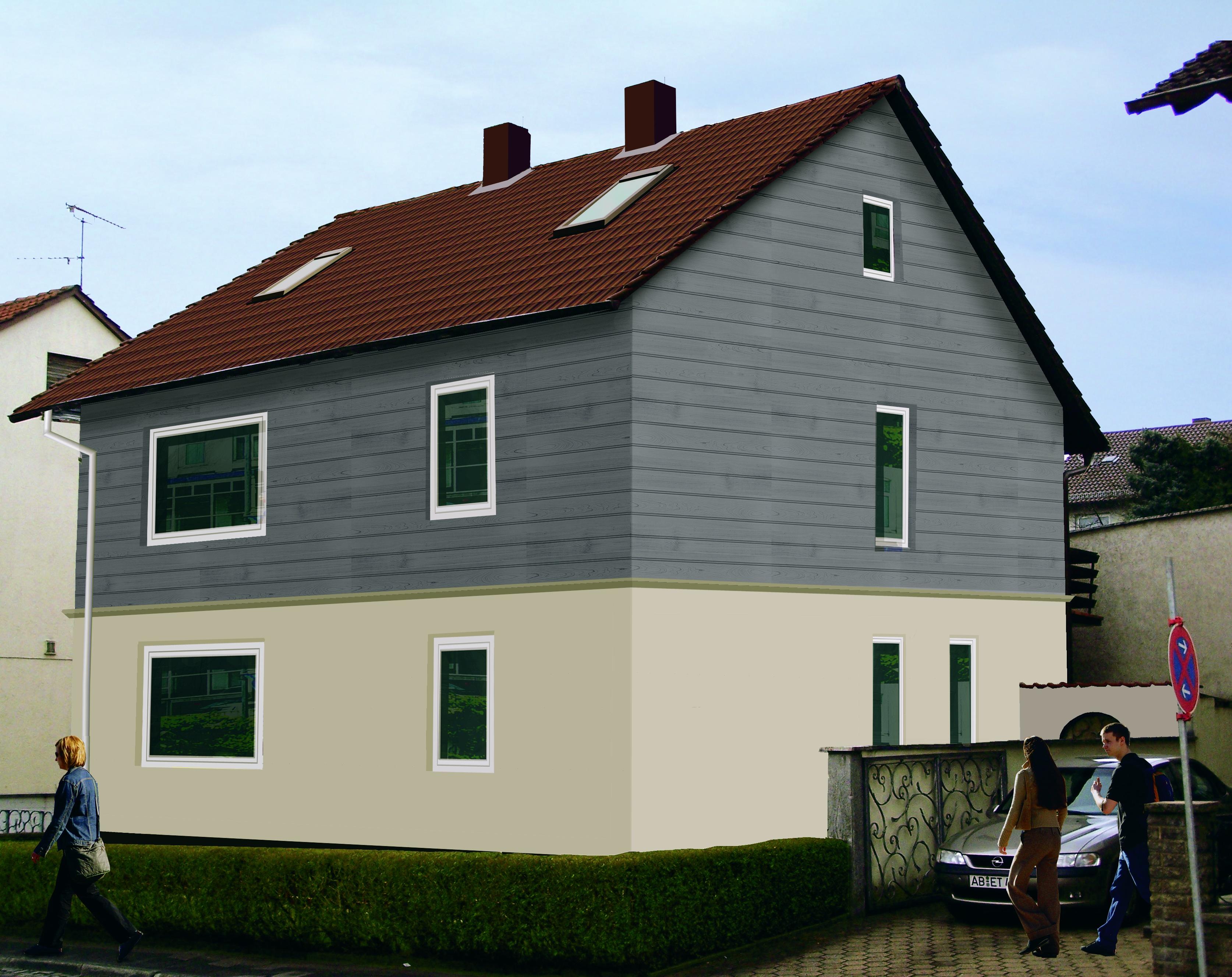 wdvs fassaden gestalterisch aufwerten caparol farben lacke bautenschutz gmbh pressemitteilung. Black Bedroom Furniture Sets. Home Design Ideas