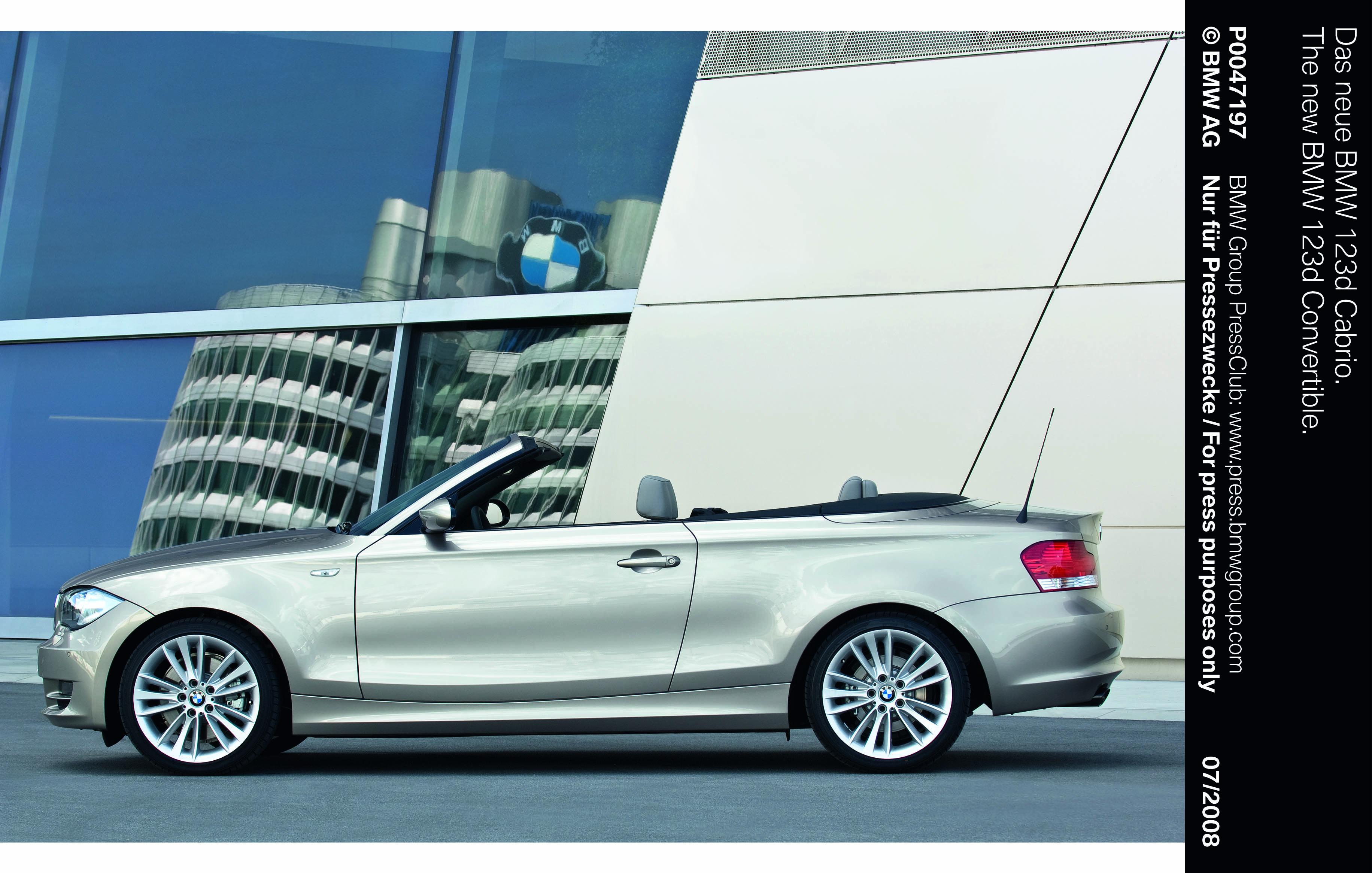 Die BMW 1er Reihe im Modelljahr 2009: Maßstab für Fahrspaß ...