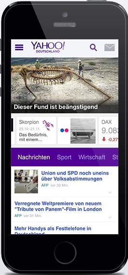 Yahoo registrieren deutsch