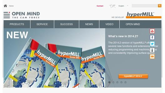 "Weitere Infos zu ""Plenty of interest in hyperMILL® in Bangalore"""