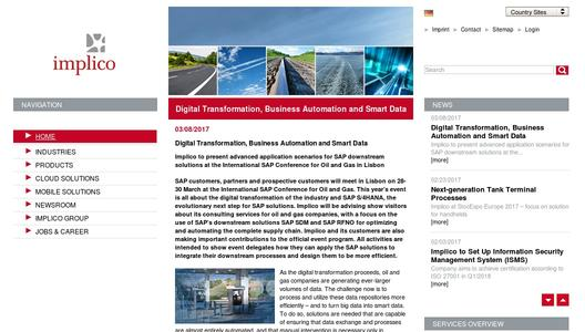 "Weitere Infos zu ""Digital Transformation, Business Automation and Smart Data"""