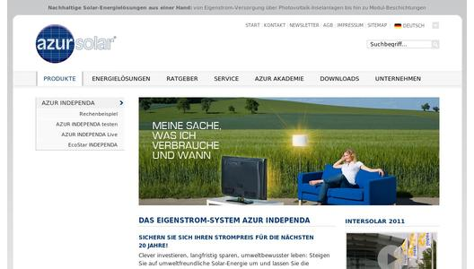 "Weitere Infos zu ""And the winner is: AZUR INDEPENDA gewinnt den Plus X Award!"""