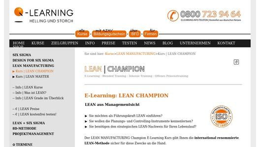 Q-LEARNING | LEAN Champion