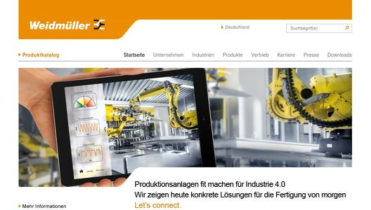 "Weitere Infos zu ""Weidmüller demonstration machine - the next step on the road to Industry 4.0"""
