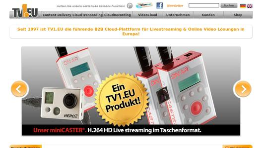 The B2B cloud platform für live streaming and online video solutions