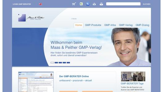 "Weitere Infos zu ""GMP-BERATER Tage"""