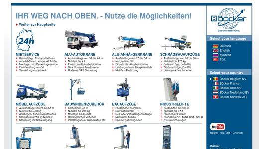 "Weitere Infos zu ""Eight Multi-Purpose-Cranes on their way to the United Kingdom"""