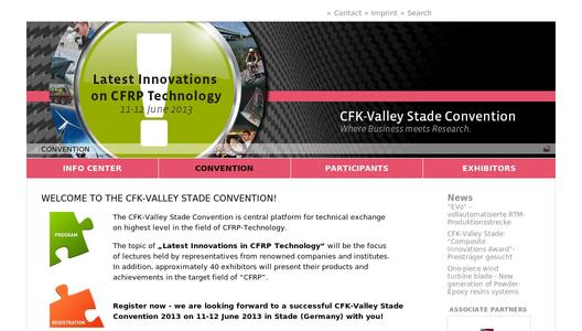7th International CFK-Valley Stade Convention (11-12 June)