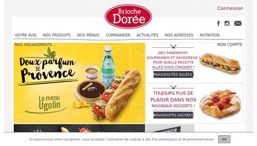 "Weitere Infos zu ""The French-style fast-food chain ""Brioche Dorée"" has turned to AURES' technology and expertise to migrate its entire point-of-sale IT assets"""