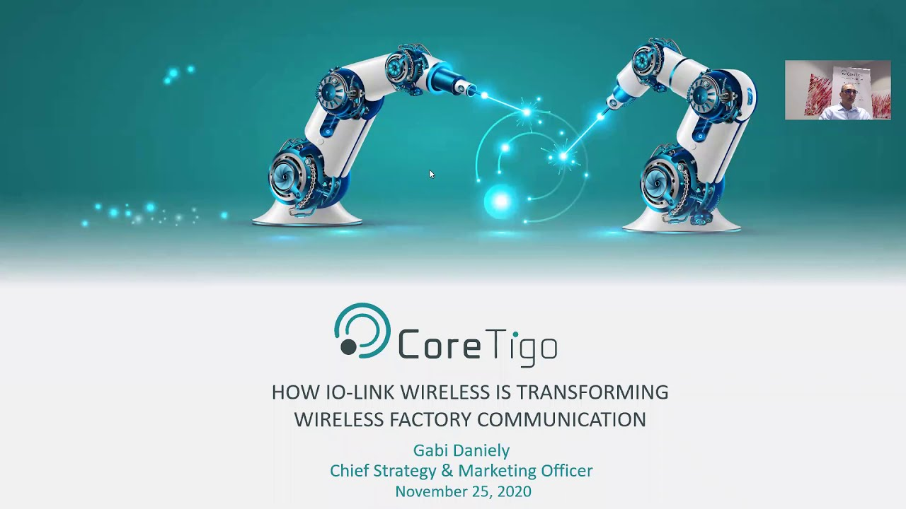 How IO Link Wireless is Transforming Wireless Factory Communication