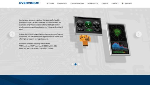 EVERVISION ELECTRONICS EUROPE