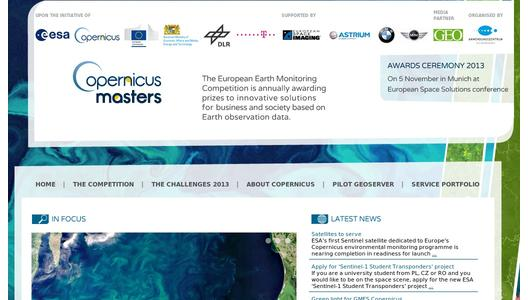 "Weitere Infos zu ""Landmark Navigation for Highly Automated Driving Wins Copernicus Masters 2013"""
