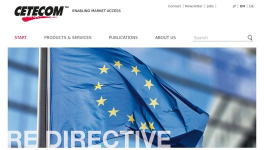 "Weitere Infos zu ""CETECOM offers market approval for EETS devices"""
