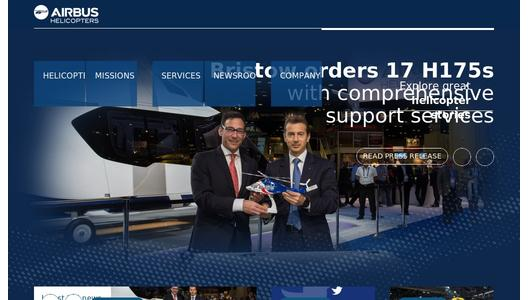 "Weitere Infos zu ""Bristow Group more than triples its H175 orders and secures comprehensive support services agreement with Airbus Helicopters"""