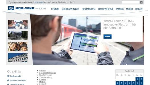 "Weitere Infos zu ""Knorr-Bremse extends the acceptance period in its Offer for all shares in Haldex to 26 September 2017"""