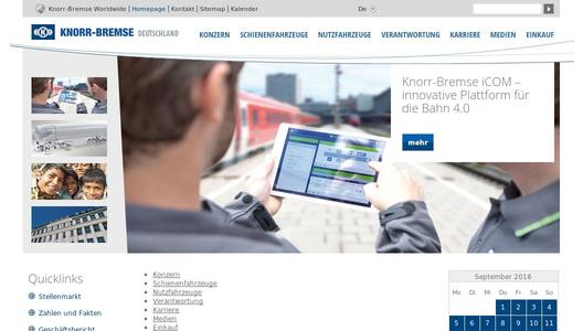 "Weitere Infos zu ""Knorr-Bremse to acquire brake friction material specialist ICER Rail"""