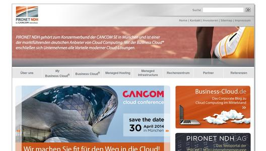 "Weitere Infos zu ""Dell chooses Pironet NDH to implement its cloud strategy"""
