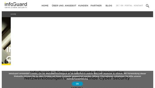 InfoGuard - Swiss Cyber Security