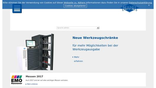 "Weitere Infos zu ""New possibilities in the field of tool dispensing"""