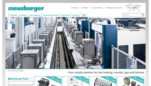 "Weitere Infos zu ""Meusburger Update: Function Developments"""