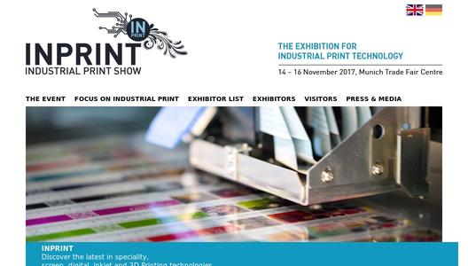 More information on InPrint Germany 2017