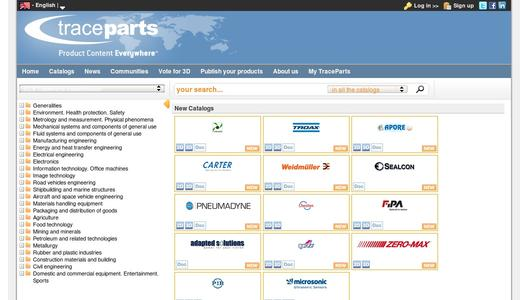"Weitere Infos zu ""TraceParts Empowers Omron European Product Catalog with 3D Models"""