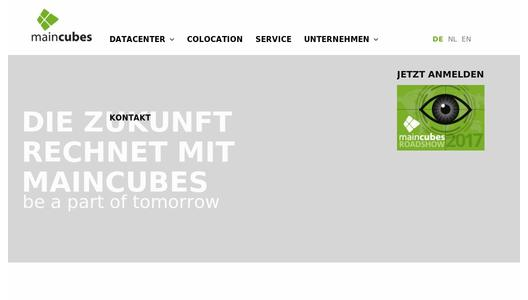 "Weitere Infos zu ""maincubes is Taking on the ISO 27001 Management System for Information Security at all Locations"""