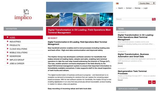 "Weitere Infos zu ""Digital Transformation in Oil Loading: Field Operations Meet Terminal Management"""