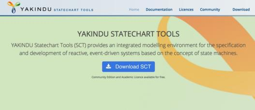 YAKINDU Statechart Tools licences