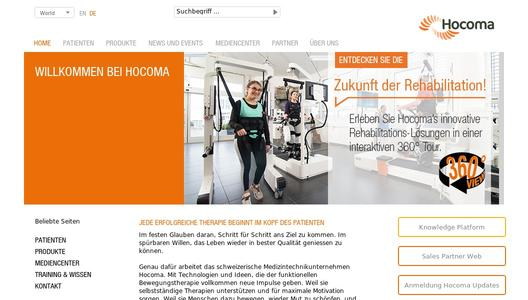 "Weitere Infos zu ""Together into the future: Hocoma merges with DIH International to provide total solution for modern rehabilitation"""