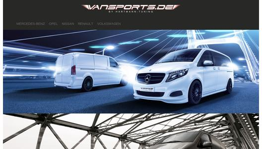 "Weitere Infos zu ""For the very first time! - Tuning premiere for the new Mercedes Vito customized by HARTMANN TUNING"""