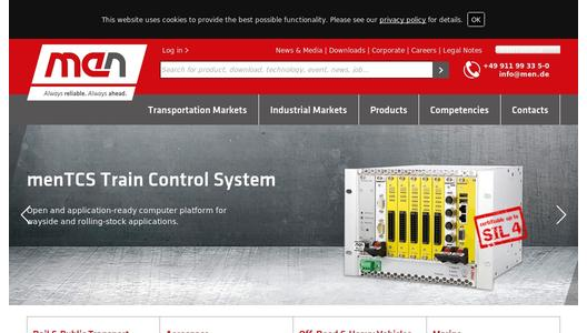 "Weitere Infos zu ""Engineering System for the menTCS Safe and Modular Train Control System"""