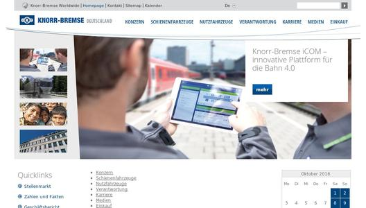 "Weitere Infos zu ""Knorr-Bremse at InnoTrans 2016: in tune with the times"""